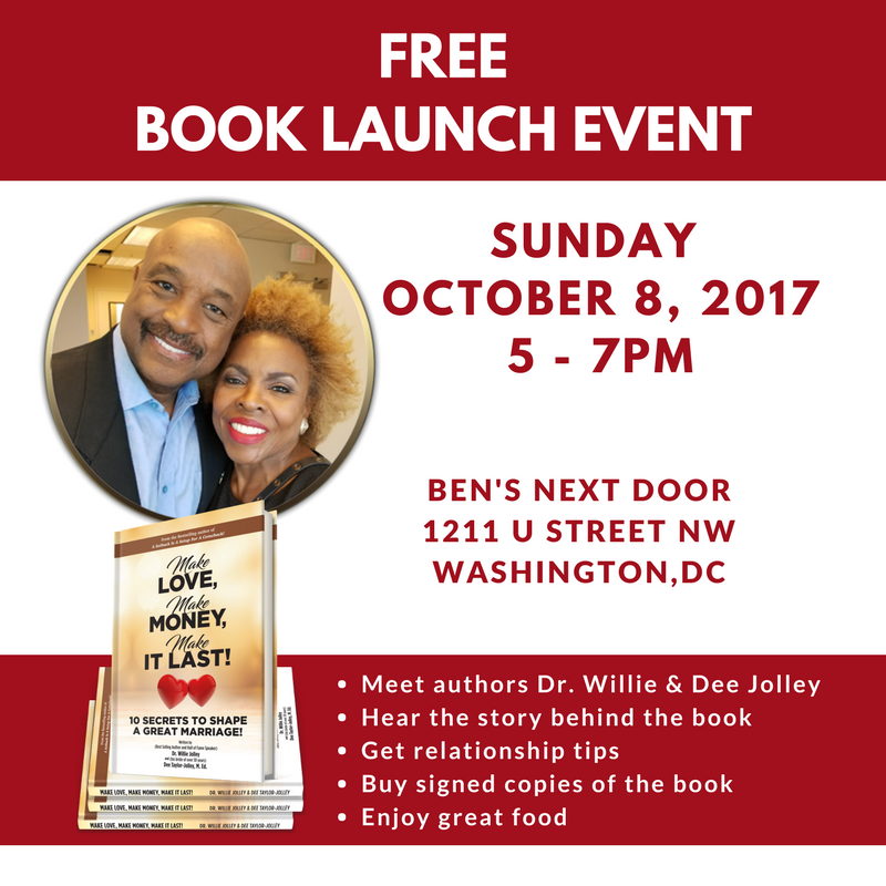 Book launch event