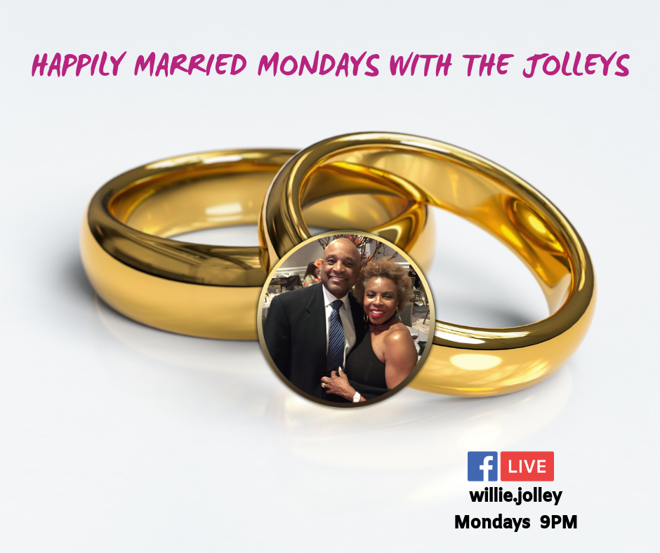 happily married mondays flyer